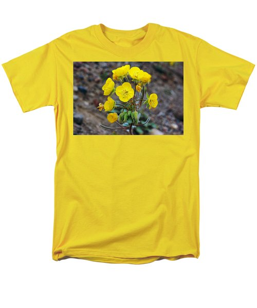 Death Valley Superbloom 306 Men's T-Shirt  (Regular Fit) by Daniel Woodrum