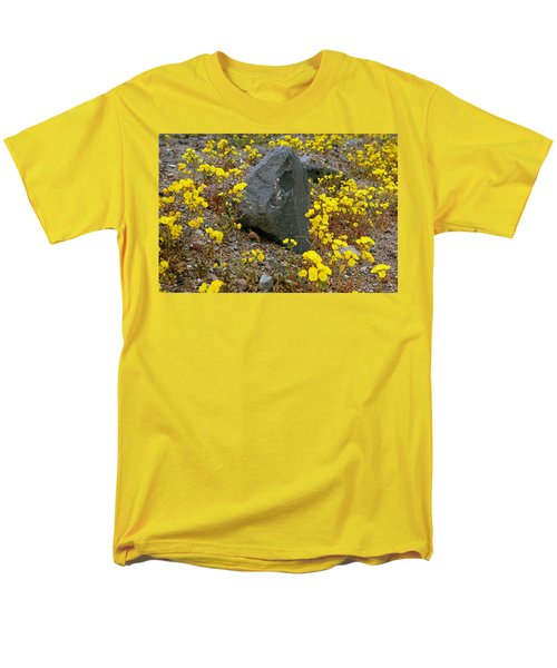 Death Valley Superbloom 406 Men's T-Shirt  (Regular Fit) by Daniel Woodrum