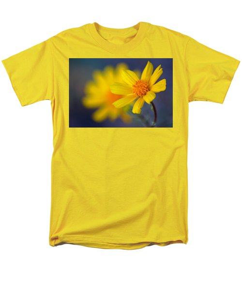 Death Valley Superbloom 503 Men's T-Shirt  (Regular Fit) by Daniel Woodrum