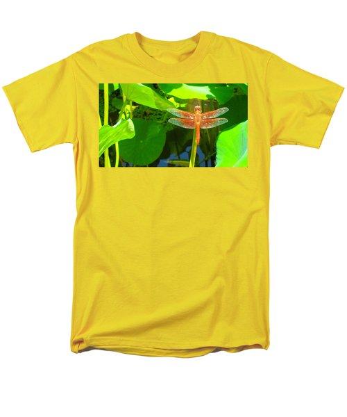 Dragonfly Men's T-Shirt  (Regular Fit)