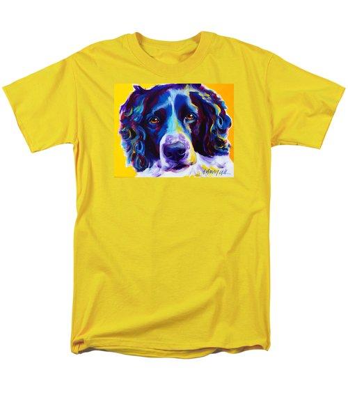 English Springer Spaniel - Emma Men's T-Shirt  (Regular Fit)