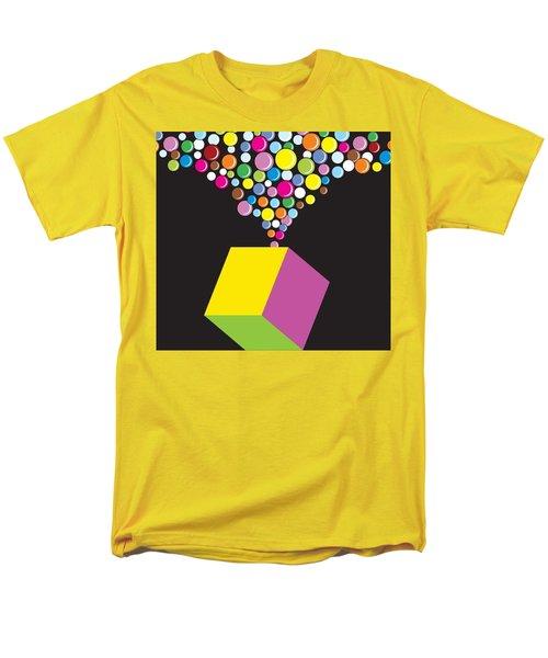 Eruption Men's T-Shirt  (Regular Fit)