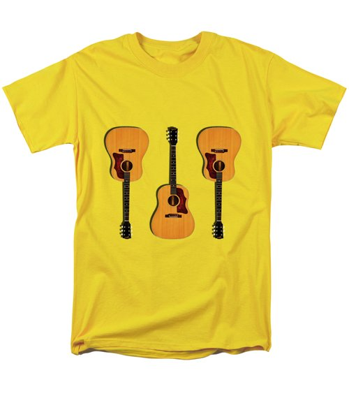 Gibson J-50 1967 Men's T-Shirt  (Regular Fit) by Mark Rogan