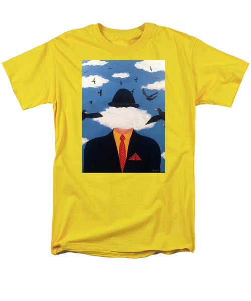 Head In The Cloud Men's T-Shirt  (Regular Fit)