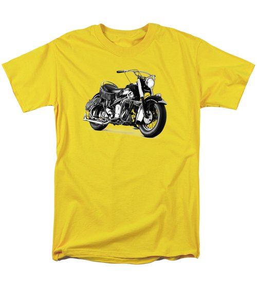 Indian Chief Roadmaster 1953 Men's T-Shirt  (Regular Fit) by Mark Rogan