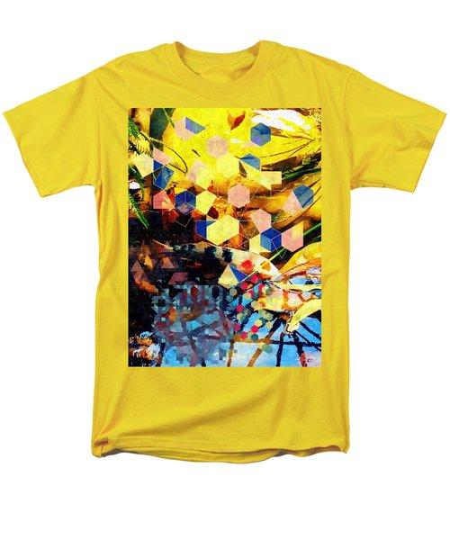 Koi  Men's T-Shirt  (Regular Fit) by Karl Reid
