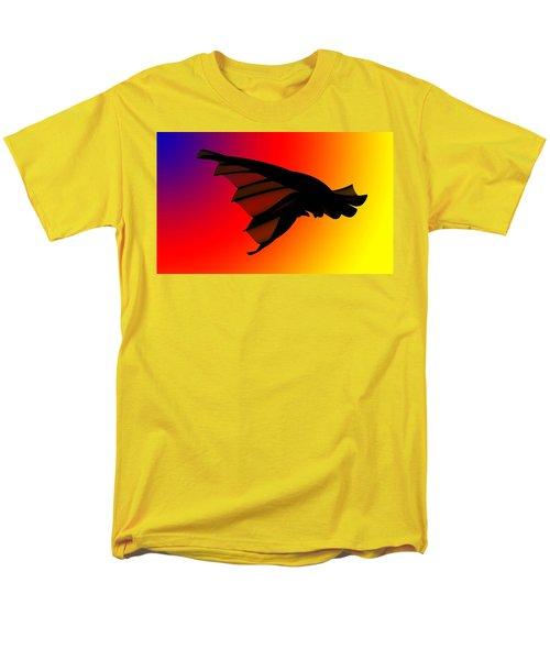 Mystery In Flight Men's T-Shirt  (Regular Fit) by Allen Beilschmidt