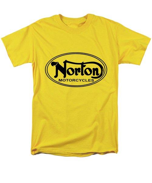 Norton Motorcycles Men's T-Shirt  (Regular Fit) by Mark Rogan