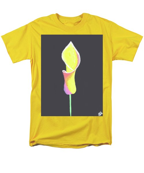 Oh Lily Men's T-Shirt  (Regular Fit) by Cyrionna The Cyerial Artist