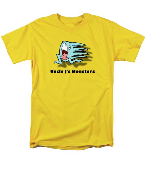 One Of Those Days Men's T-Shirt  (Regular Fit) by Uncle J's Monsters