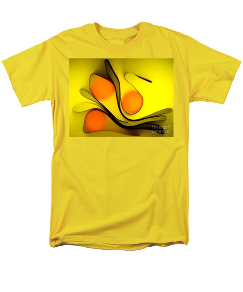 Men's T-Shirt  (Regular Fit) featuring the photograph Oranges by Trena Mara