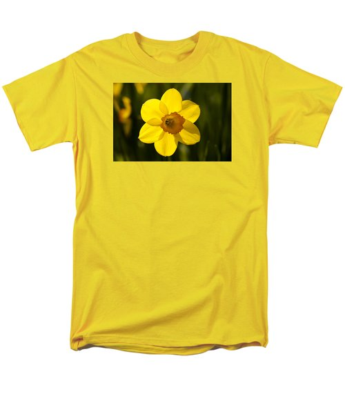 Projecting The Sun Men's T-Shirt  (Regular Fit) by Dan Hefle