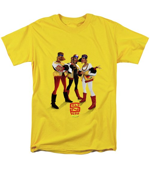 Push It Men's T-Shirt  (Regular Fit) by Nelson Garcia