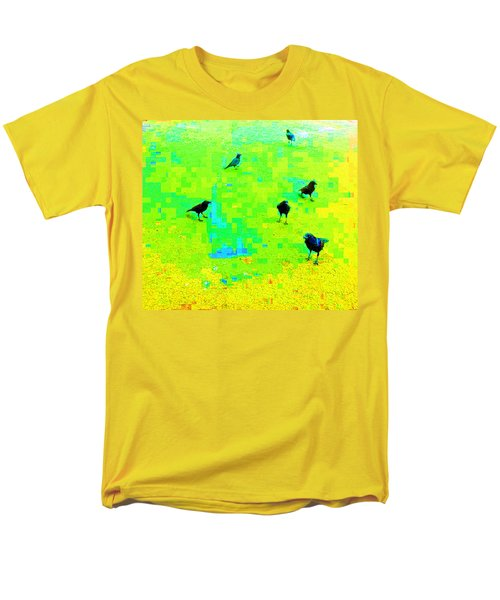 Ravens At Dick's Drive-in Men's T-Shirt  (Regular Fit)