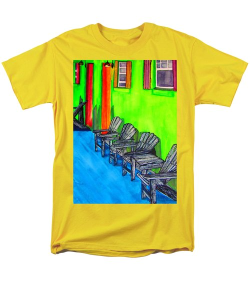 Relax Men's T-Shirt  (Regular Fit) by Lil Taylor