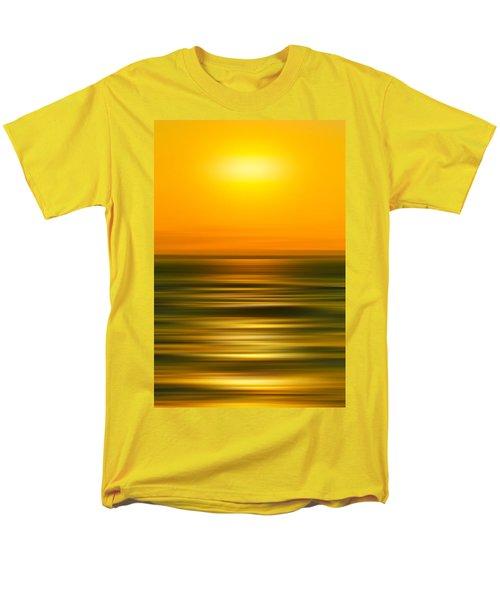 Rising Sun Men's T-Shirt  (Regular Fit) by Az Jackson
