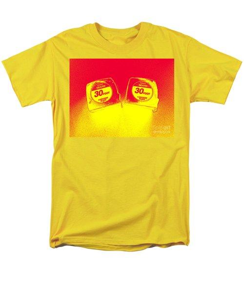 Sears Measure Twice Cut Once Men's T-Shirt  (Regular Fit) by Richard W Linford