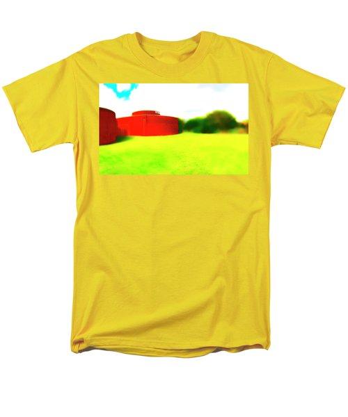 South Walls Men's T-Shirt  (Regular Fit)