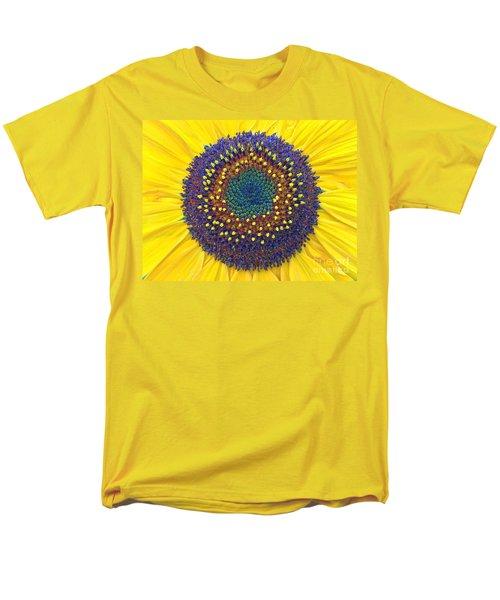 Summer Sunflower Men's T-Shirt  (Regular Fit) by Todd Breitling