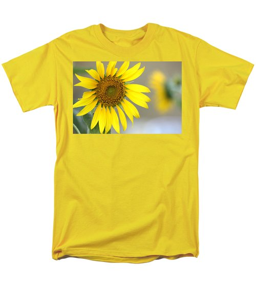 Men's T-Shirt  (Regular Fit) featuring the photograph Sunflower by Sheila Brown