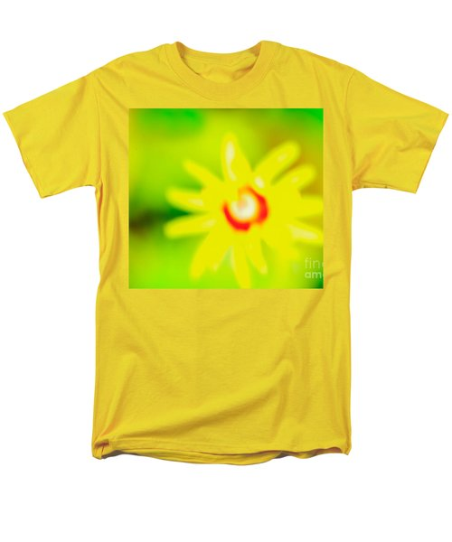 Men's T-Shirt  (Regular Fit) featuring the mixed media Sunnyday by Kim Henderson