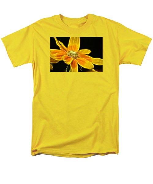 Sunrise Daisy Men's T-Shirt  (Regular Fit) by Cameron Wood
