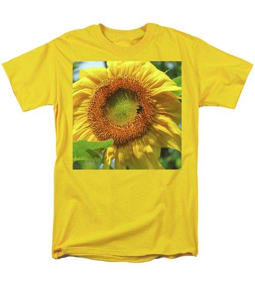 Sunshine In The Garden 1 Men's T-Shirt  (Regular Fit) by Brooks Garten Hauschild