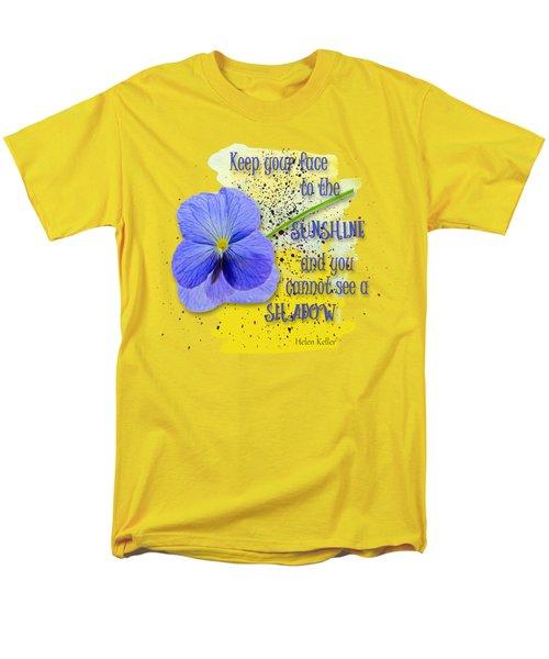 Sunshine Men's T-Shirt  (Regular Fit) by Larry Bishop