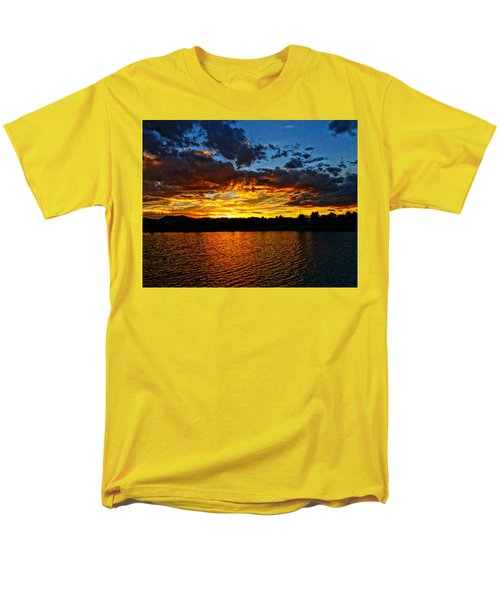 Sweet End Of Day Men's T-Shirt  (Regular Fit) by Eric Dee