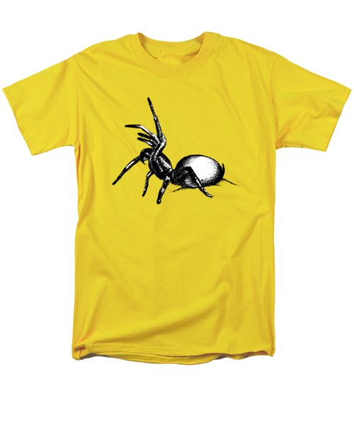 Sydney Funnel Web Men's T-Shirt  (Regular Fit)