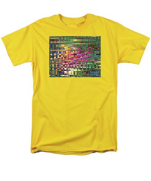 Men's T-Shirt  (Regular Fit) featuring the photograph Synapse by Diane E Berry