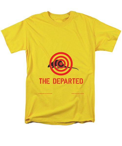 The Departed Men's T-Shirt  (Regular Fit) by Gimbri