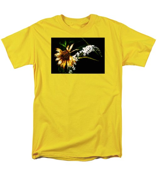Men's T-Shirt  (Regular Fit) featuring the digital art The End Of Summer by Cameron Wood