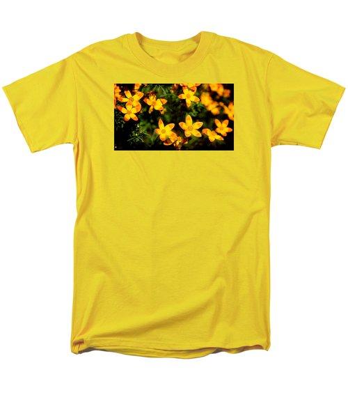 Tiny Suns Men's T-Shirt  (Regular Fit) by Milena Ilieva
