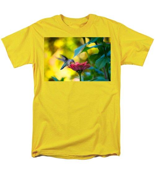 Waiting For Butterflies Men's T-Shirt  (Regular Fit) by Craig Szymanski