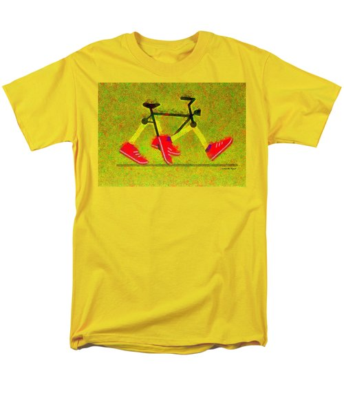 Walking Bike - Da Men's T-Shirt  (Regular Fit)