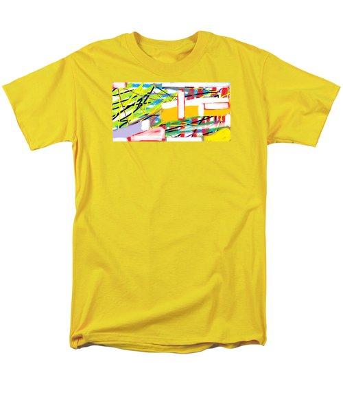Wish - 20 Men's T-Shirt  (Regular Fit) by Mirfarhad Moghimi