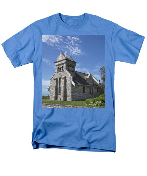 Church In New Zealand Men's T-Shirt  (Regular Fit)