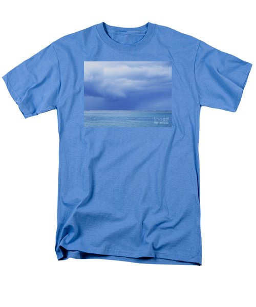 Tropical Storm Men's T-Shirt  (Regular Fit) by Roselynne Broussard