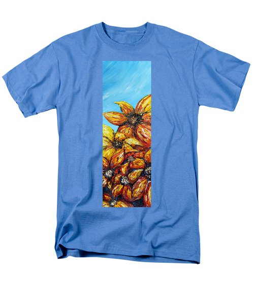 Men's T-Shirt  (Regular Fit) featuring the painting Sunrise by Meaghan Troup