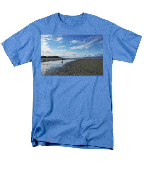 Evening Reflections  Men's T-Shirt  (Regular Fit) by Marilyn Wilson