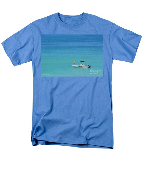 A Great Way To Spend A Day Men's T-Shirt  (Regular Fit) by Mariarosa Rockefeller