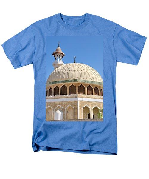 Abu Dhabi Mosque Men's T-Shirt  (Regular Fit)