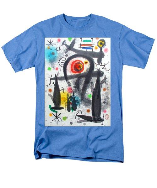Acuatico Triunfo De La Imaginacion Men's T-Shirt  (Regular Fit) by Roberto Prusso