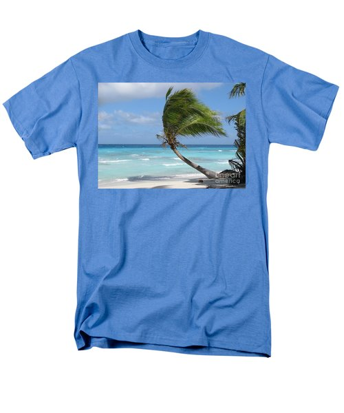 Against The Winds Men's T-Shirt  (Regular Fit) by Jola Martysz