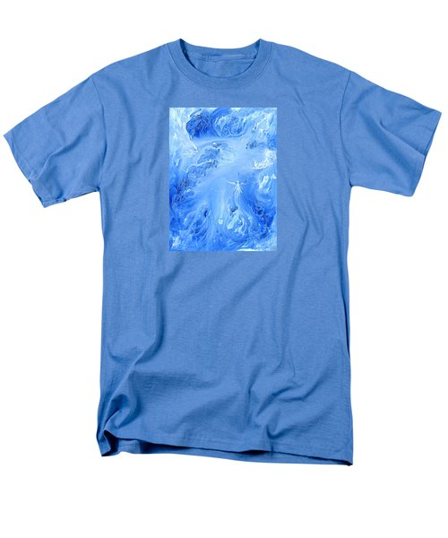 Angels In The Sky Iv Men's T-Shirt  (Regular Fit) by Kume Bryant