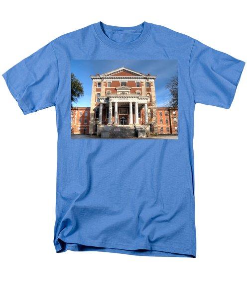 Babcock Building-2 Men's T-Shirt  (Regular Fit) by Charles Hite