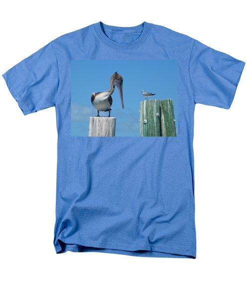 Men's T-Shirt  (Regular Fit) featuring the photograph Beat It by Greg Graham