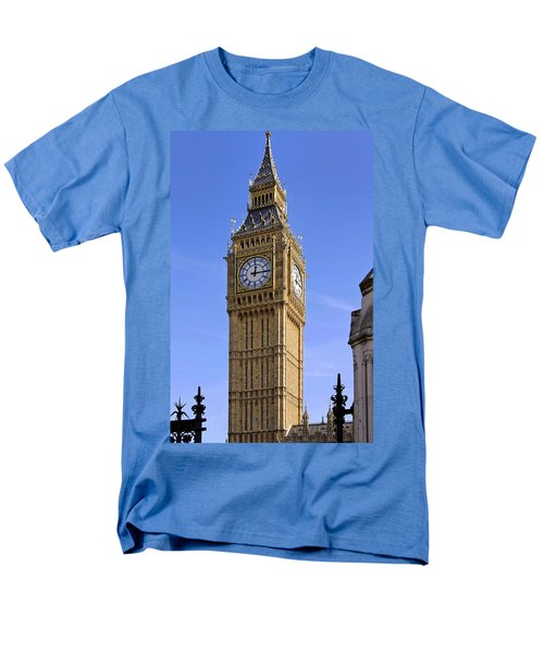 Men's T-Shirt  (Regular Fit) featuring the photograph Big Ben by Stephen Anderson