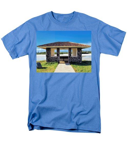 Men's T-Shirt  (Regular Fit) featuring the photograph Bird Sanctuary 2 by Dawn Eshelman